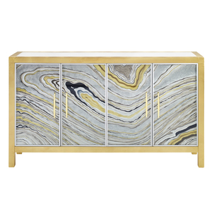Thumbnail of Accentrics Home - Four Door Agate Console