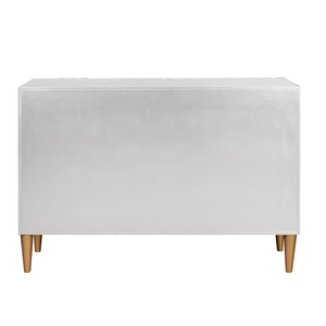 Thumbnail of Accentrics Home - Two Door Silver and Gold Console