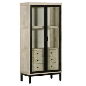 Thumbnail of Accentrics Home - Metal Door Bar Cabinet