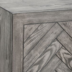 Thumbnail of Accentrics Home - Four Door Chevron Console