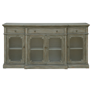 Thumbnail of Accentrics Home - Three Drawer Four Door Console
