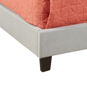 Thumbnail of Accentrics Home - Queen All-in-One Upholstered Bed