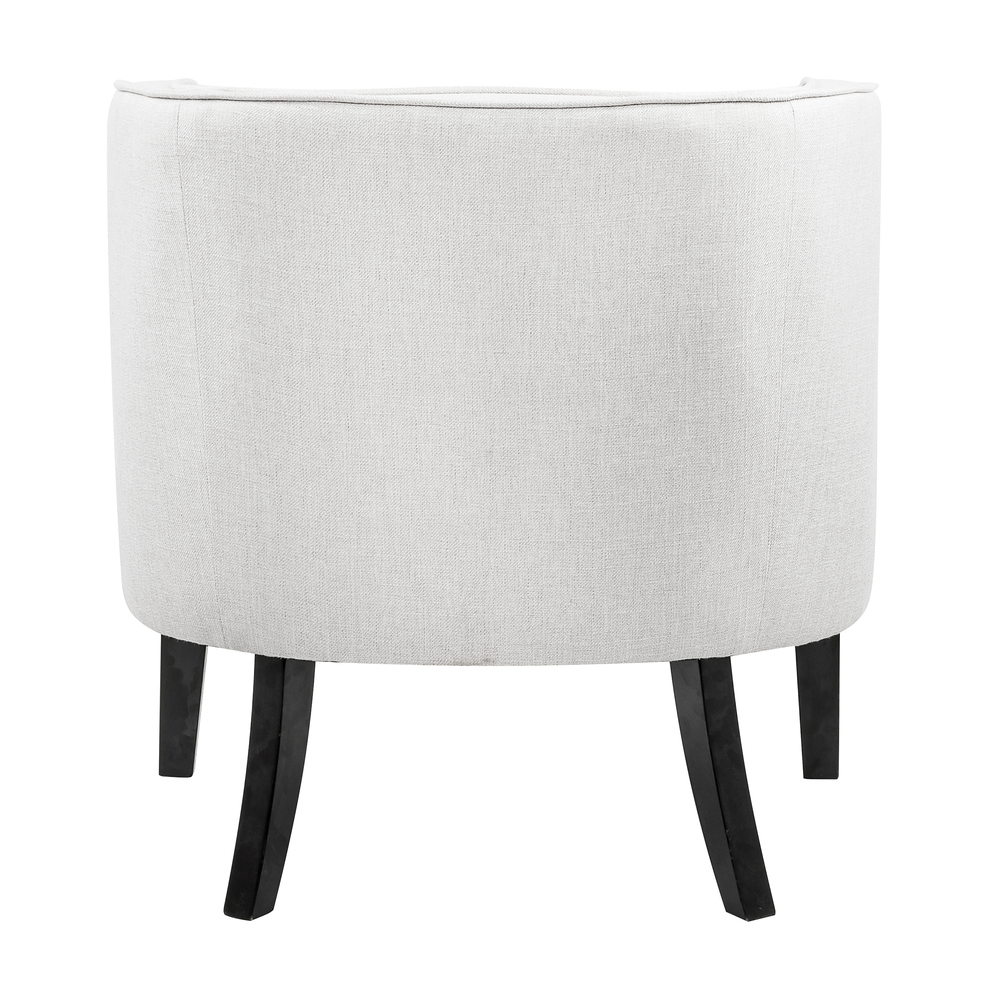 Accentrics Home - Accent Barrel Arm Chair