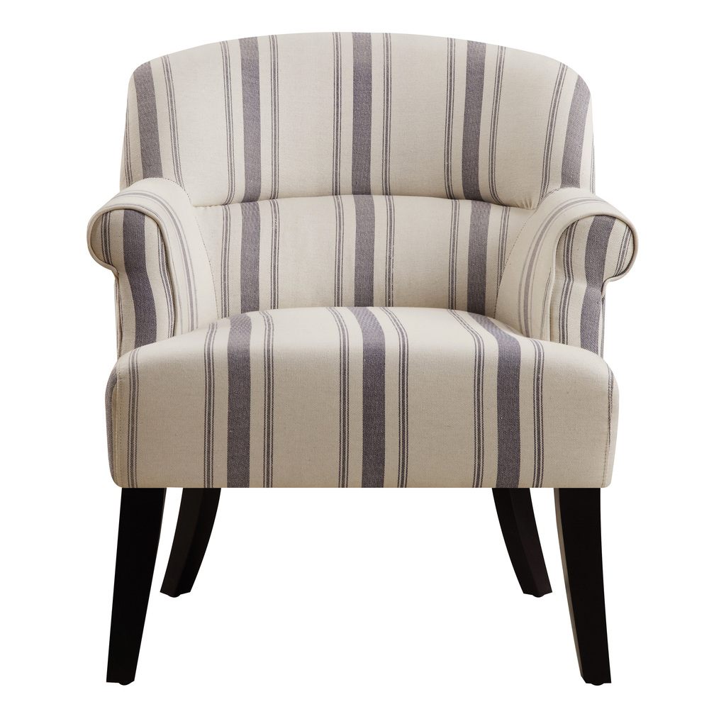 Accentrics Home - Upholstered Arm Chair