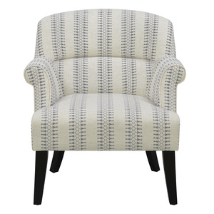 Thumbnail of Accentrics Home - Roll Arm Accent Chair