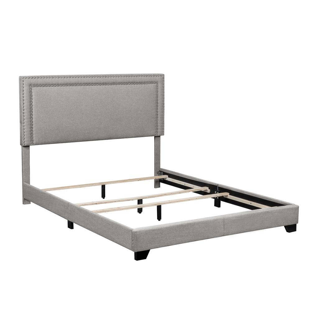 Accentrics Home - Queen Double Nail Bed