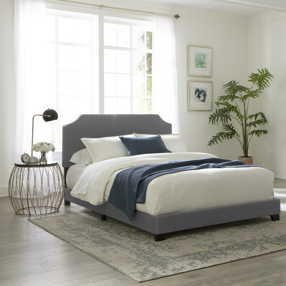 Accentrics Home - Queen Upholstered Bed