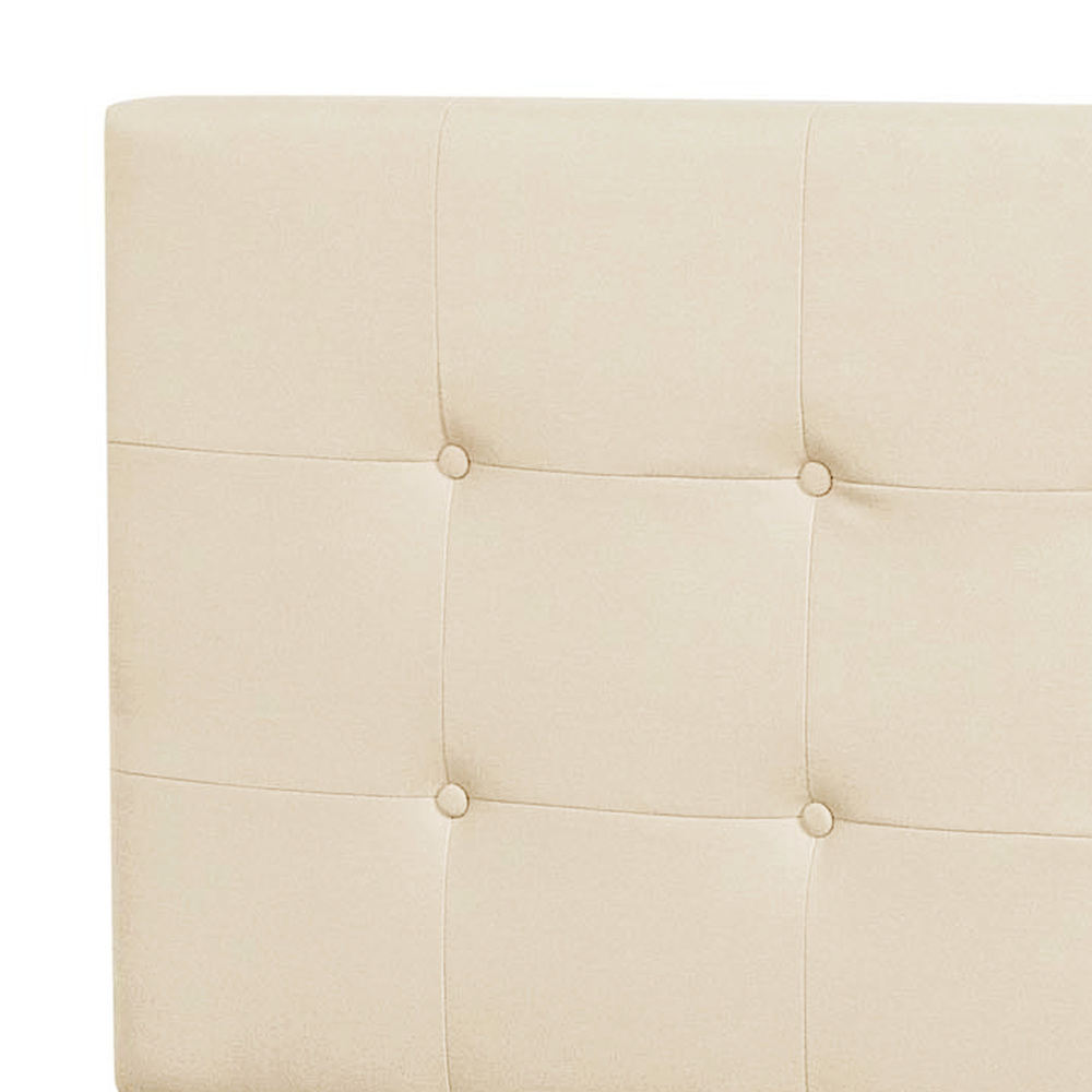 Accentrics Home - Queen Button Tufted Bed