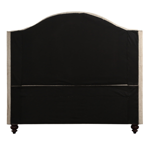 Thumbnail of Accentrics Home - Queen Button Tufted Upholstered Headboard
