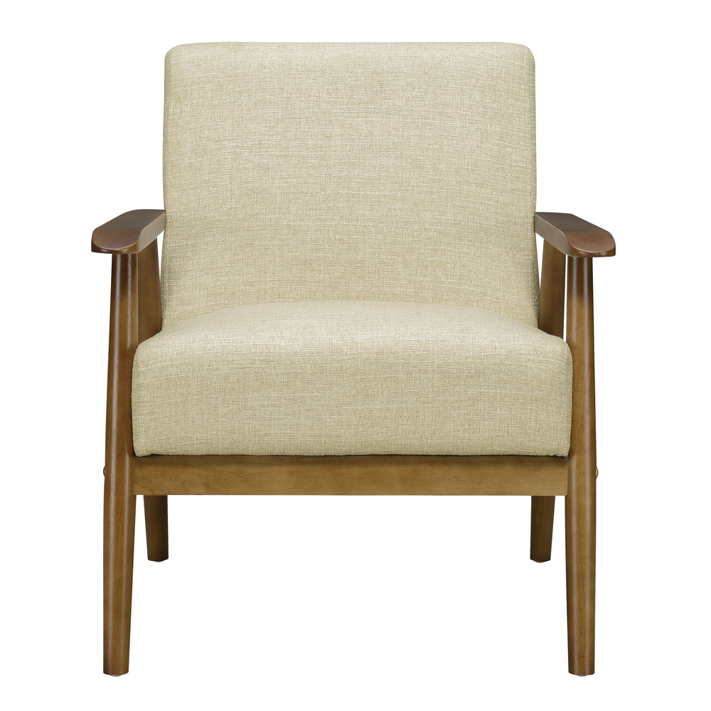 Accentrics Home - Wood Frame Chair