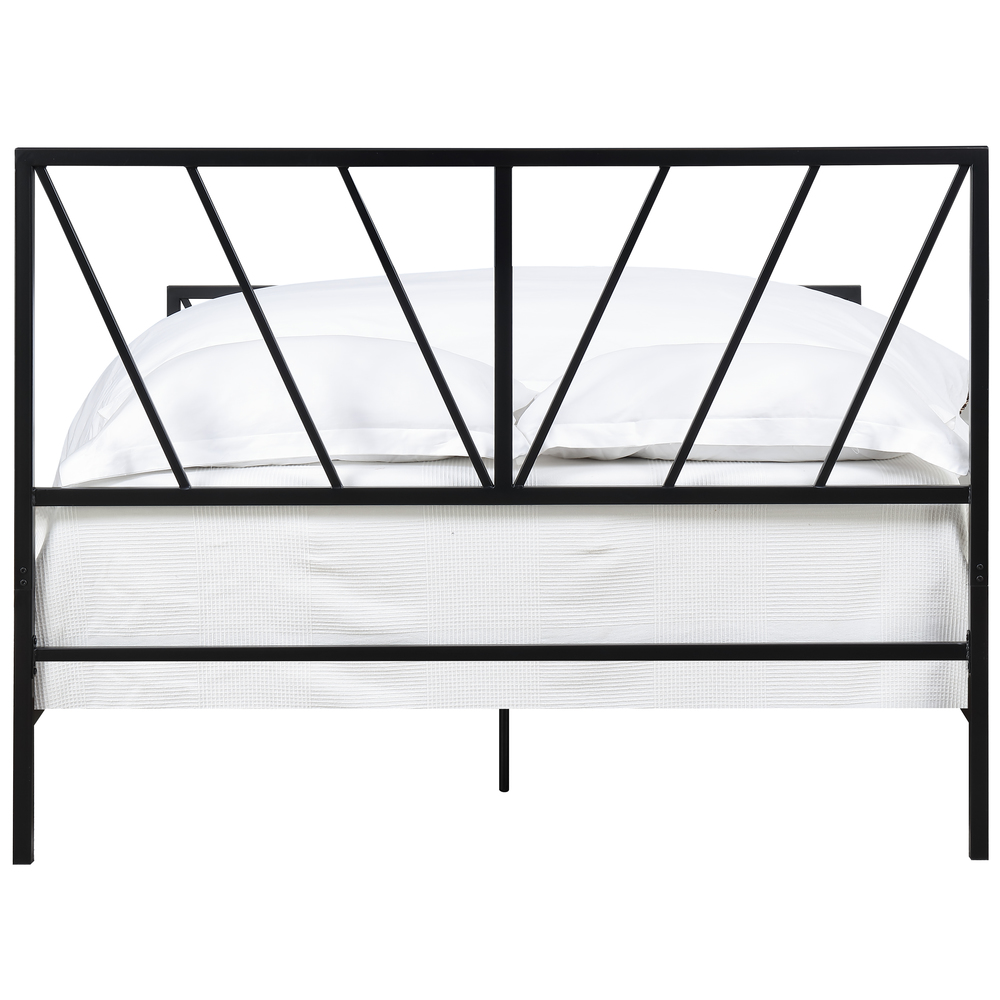 Accentrics Home - Queen All-In-One Metal Bed