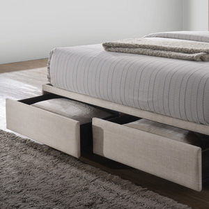 Thumbnail of Accentrics Home - Queen USB Charging Storage Bed