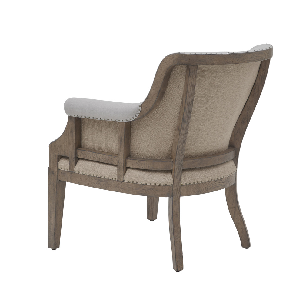 Accentrics Home - Deconstructed Arm Chair