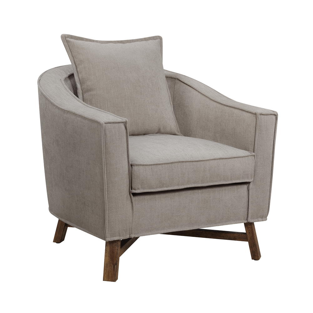 ACCENTRICS BY PULASKI - Flange Welt Accent Chair