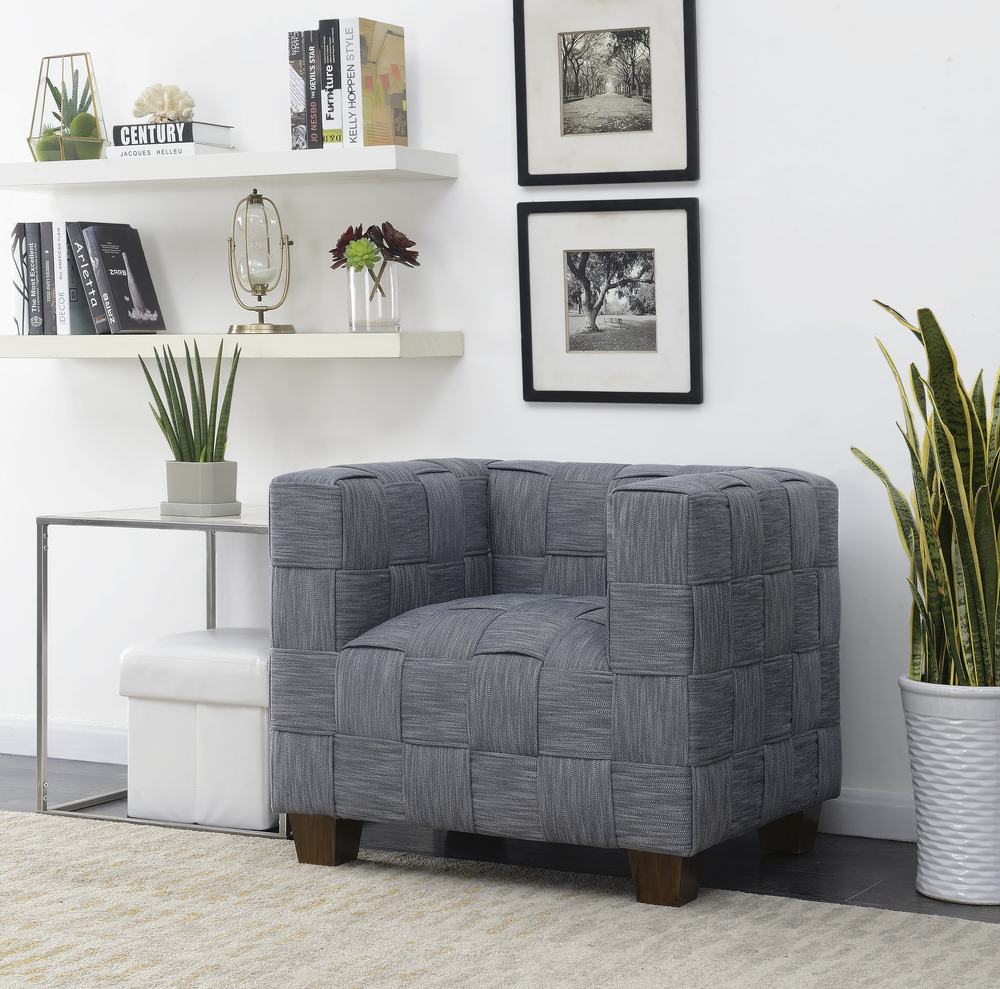 Accentrics Home - Woven Accent Chair