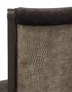 Thumbnail of Accentrics Home - Croc Side Chair, 2/carton