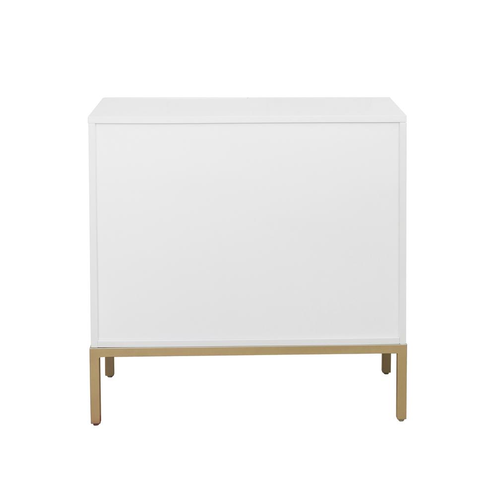 Accentrics Home - Metal Base Door Cabinet
