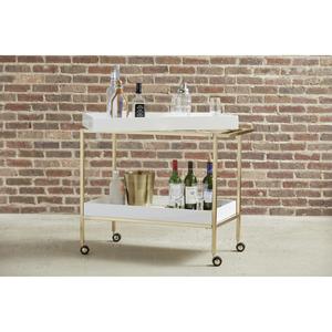 Thumbnail of Accentrics Home - Brushed Bar Cart