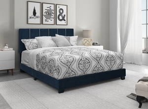 Thumbnail of Accentrics Home - Queen Vertical Channel Bed