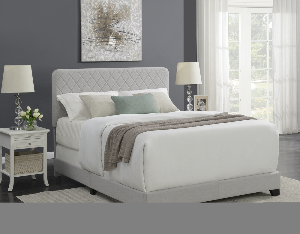 Accentrics Home - Queen Quilted Bed