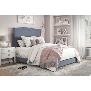 Thumbnail of Accentrics Home - Queen One Box Double Nail Trim Bed