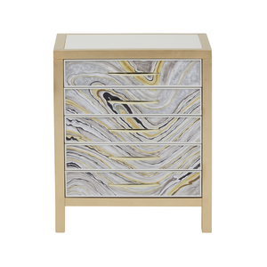 Thumbnail of Accentrics Home - Agate Painted Accent Chest