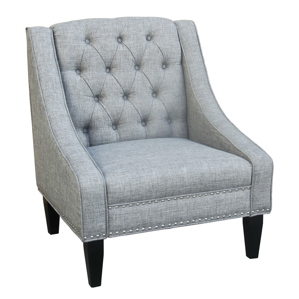 Accentrics Home - Tufted Accent Chair