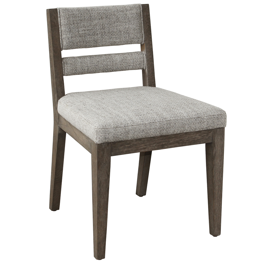 Accentrics Home - Upholstered Back Side Chair, 2/carton