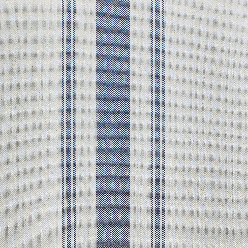 Accentrics Home - Striped Upholstered Bench
