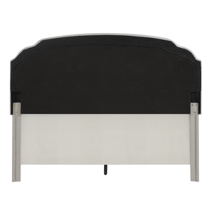 Thumbnail of Accentrics Home - Queen One Box Nail Tufted Back Bed