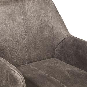 Thumbnail of Accentrics Home - Gray Metal Leg Arm Chair