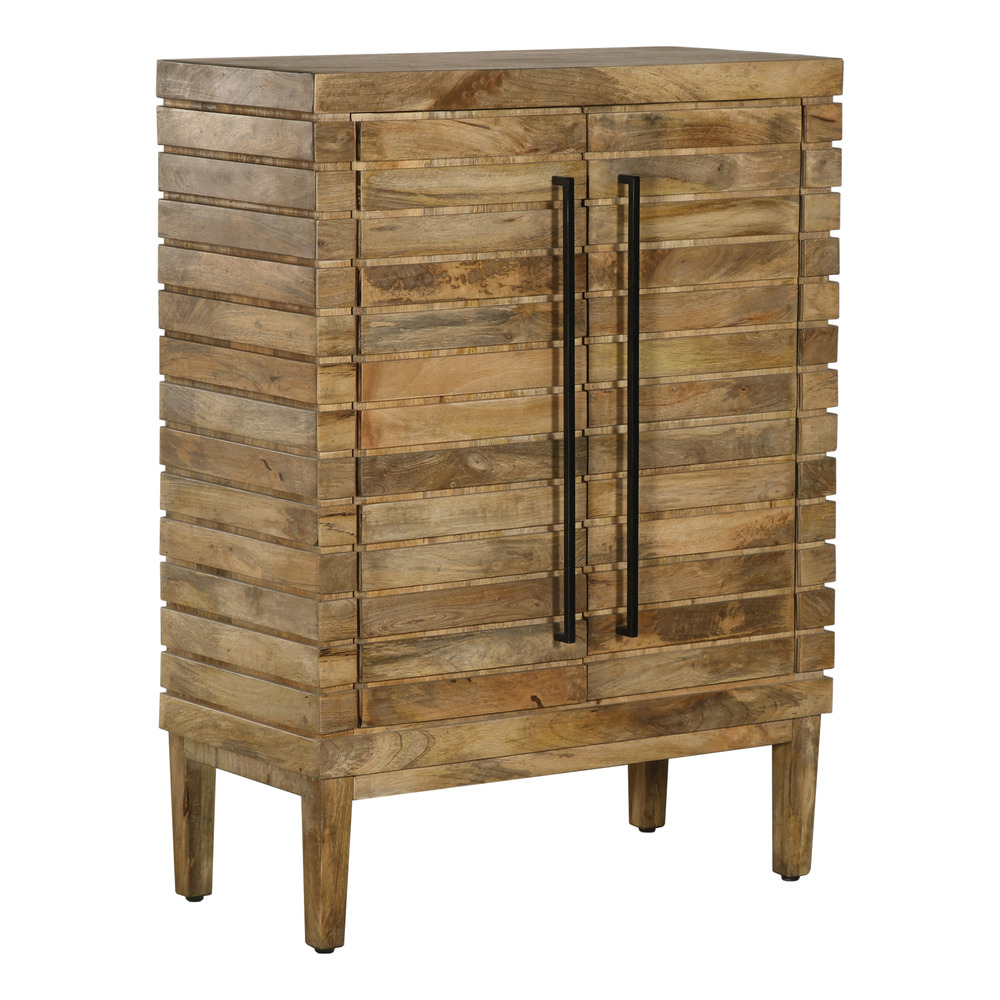 Accentrics Home - Stacked Bar Cabinet