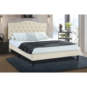Thumbnail of Accentrics Home - Queen Diamond Tufted Platform Bed