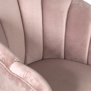 Thumbnail of Accentrics Home - Channeled Accent Chair
