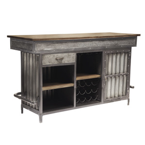 Thumbnail of Accentrics Home - Wood and Metal Bar