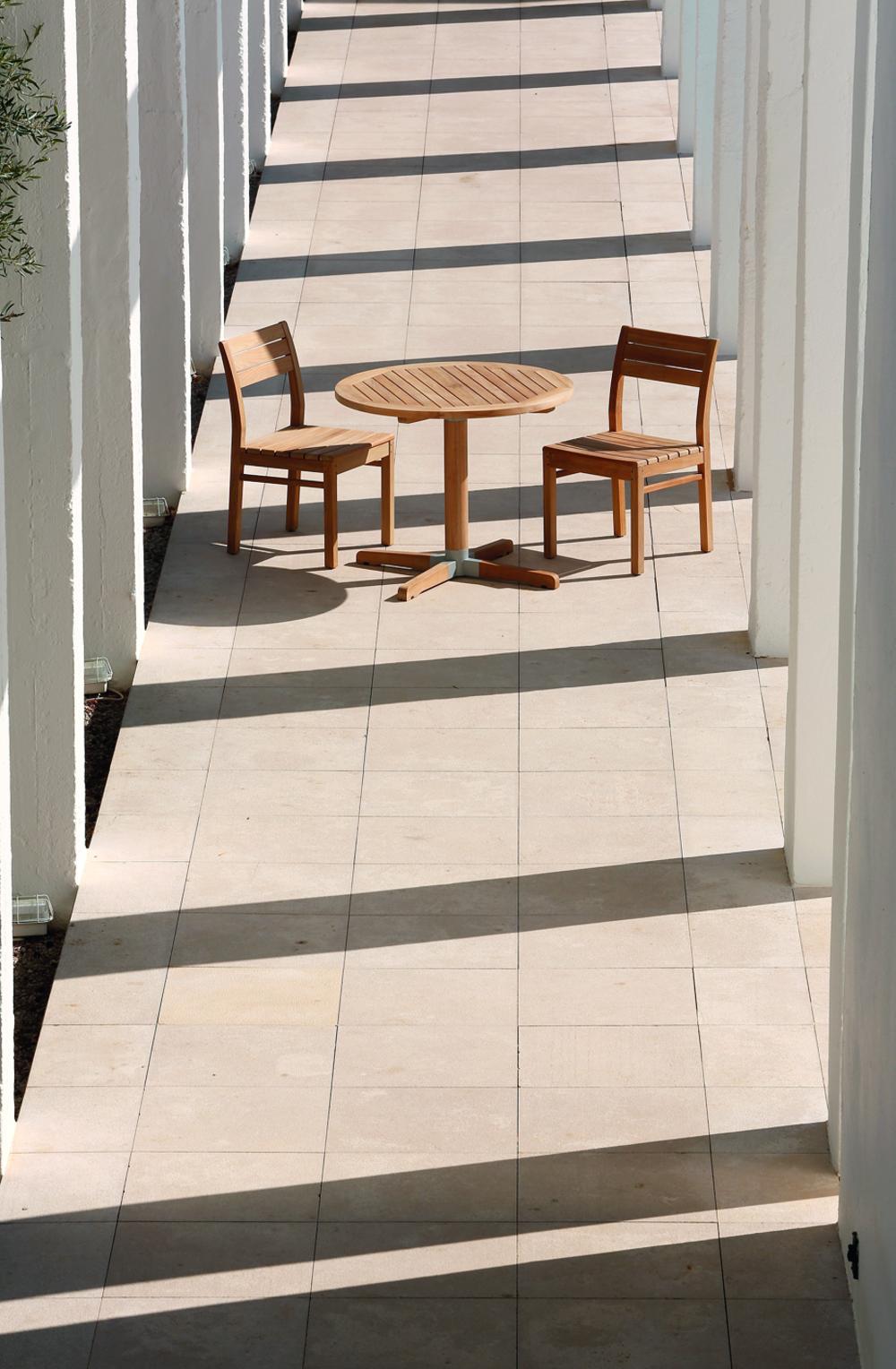 Barlow Tyrie - Bermuda Dining Side Chair