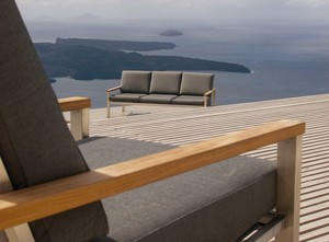 Thumbnail of Barlow Tyrie - Equinox Deep Seating Three Seater Frame