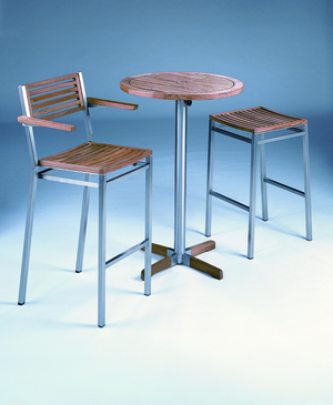 Thumbnail of Barlow Tyrie - Equinox High Dining Stool