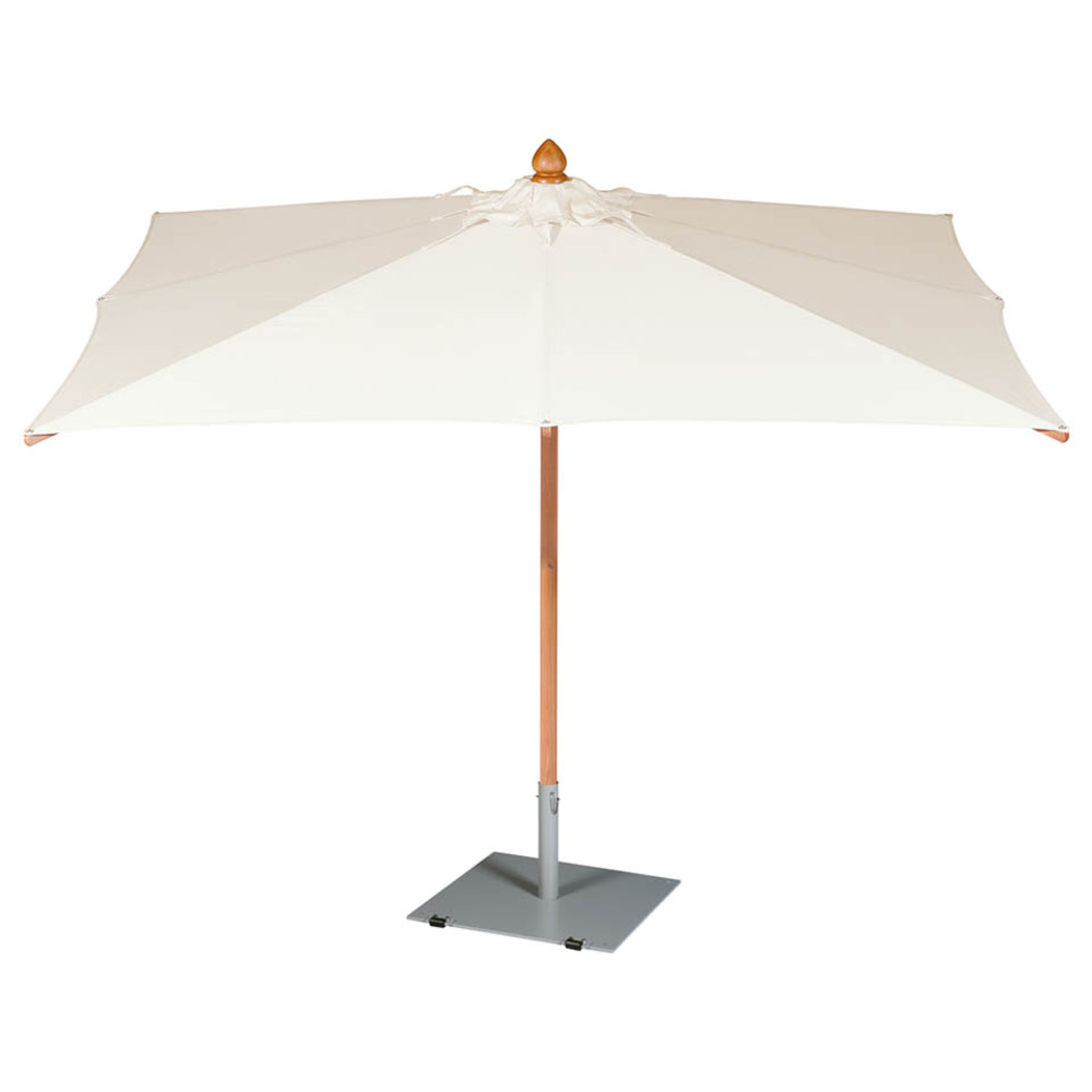 Barlow Tyrie - Napoli Square Parasol