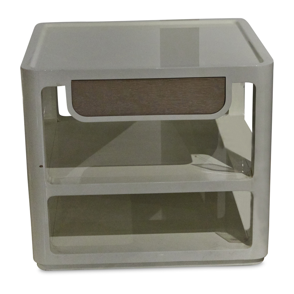 Theodore Alexander - Outlet - Bauer Side Table