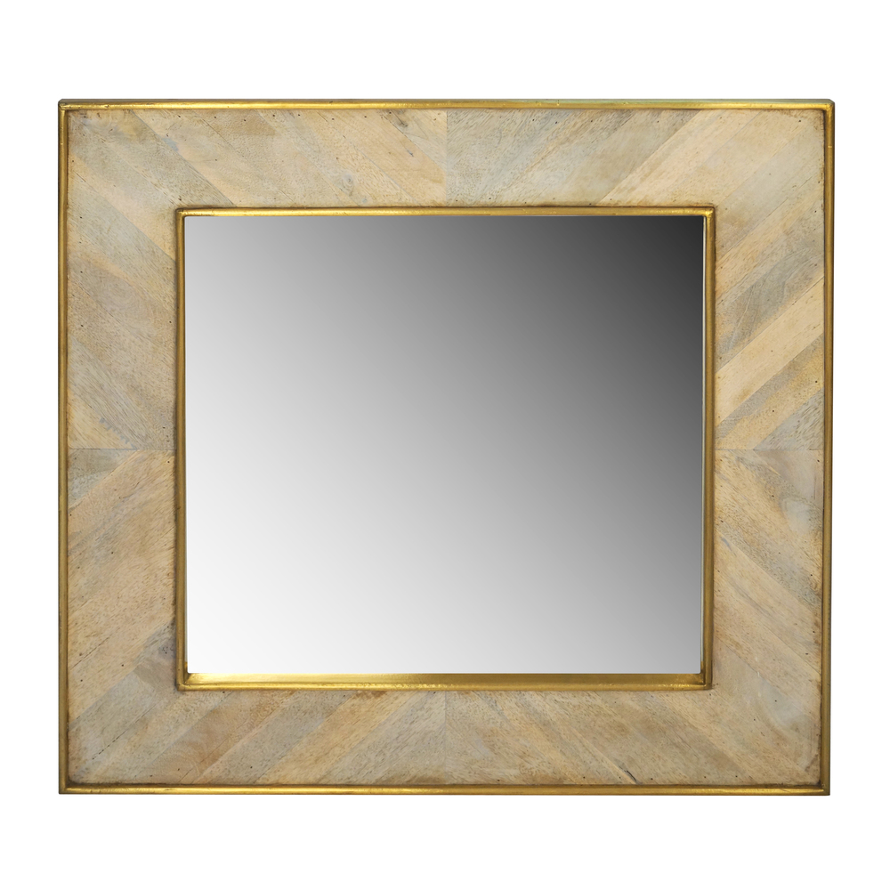 Selamat Designs - Justinian Square Mirror