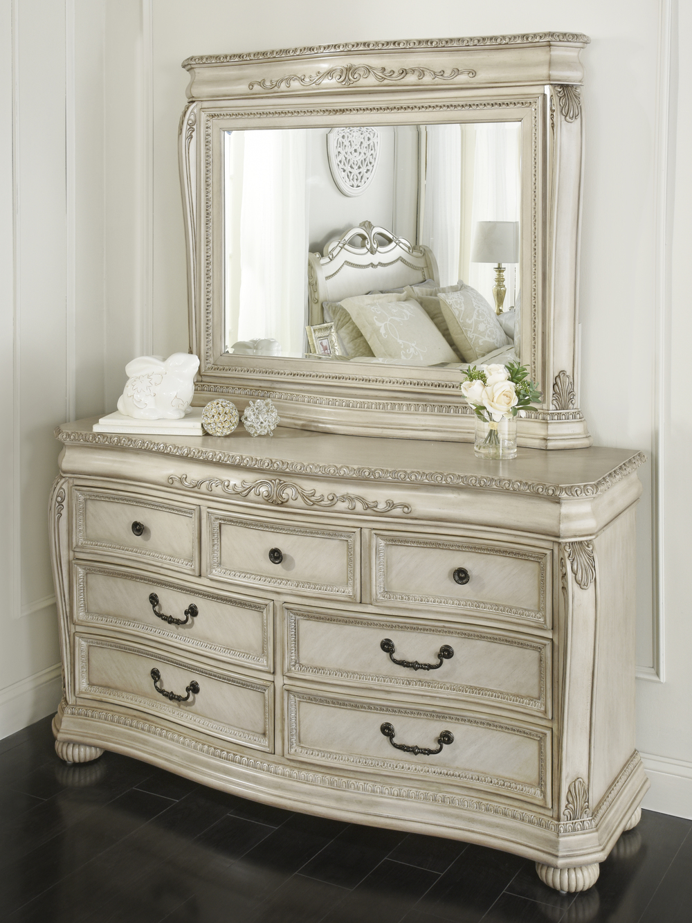 Heritage Baby Products - Double Dresser