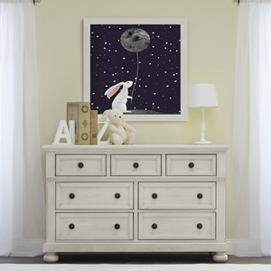 Thumbnail of Heritage Baby Products - 6 Drawer Chest Antique White