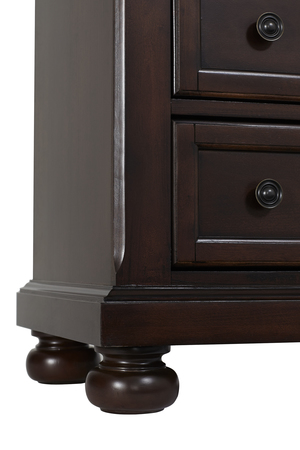 Thumbnail of Heritage Baby Products - 6 Drawer Chest Rosewood