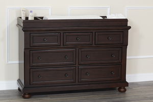 Thumbnail of Heritage Baby Products - 7 Drawer Dresser Rosewoood