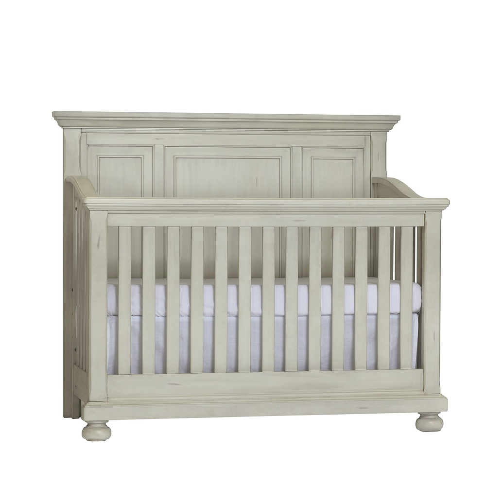 Heritage Baby Products - Crib Antique White