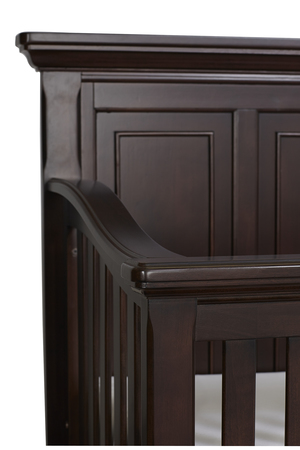 Thumbnail of Heritage Baby Products - Crib Rosewood