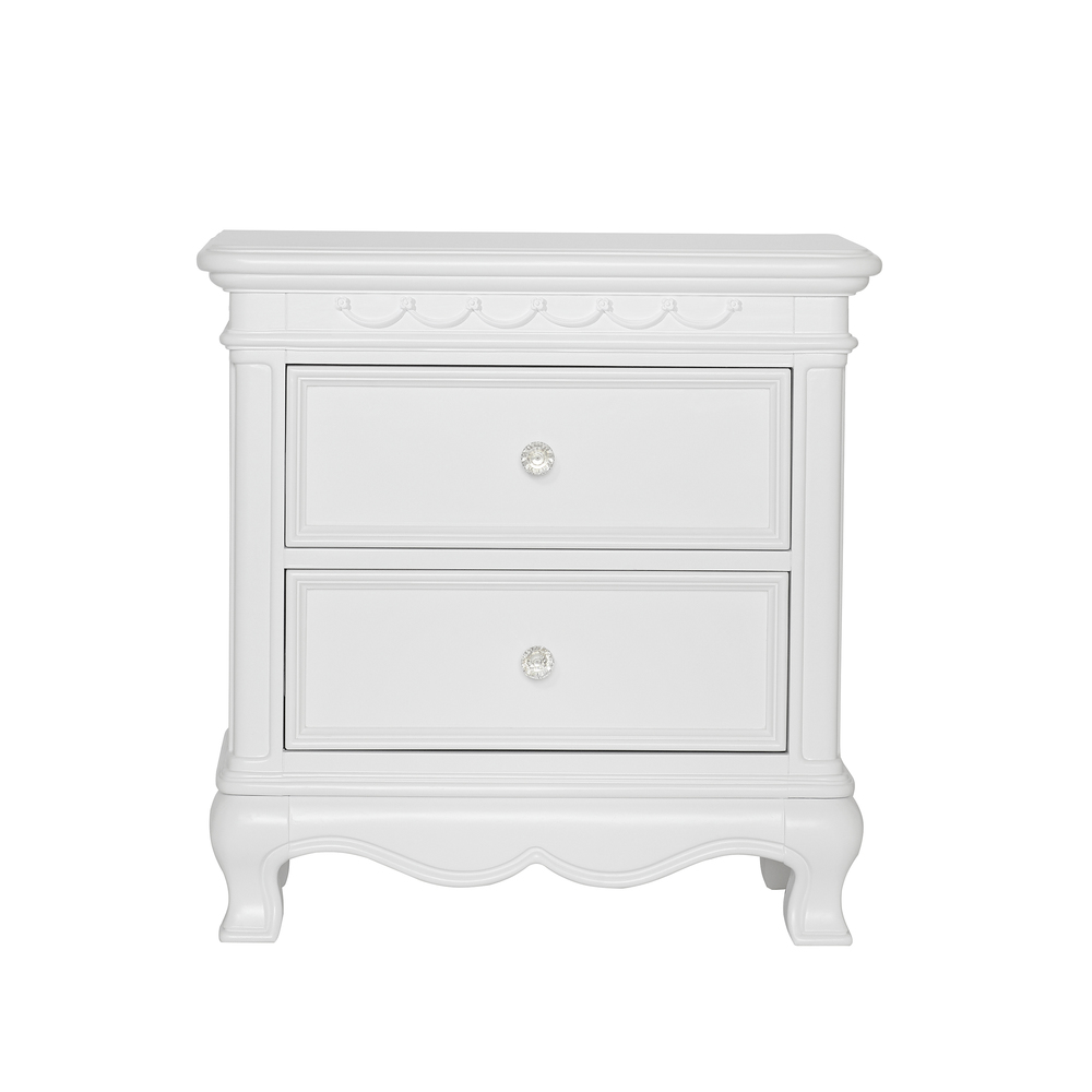 Heritage Baby Products - Nightstand Pure