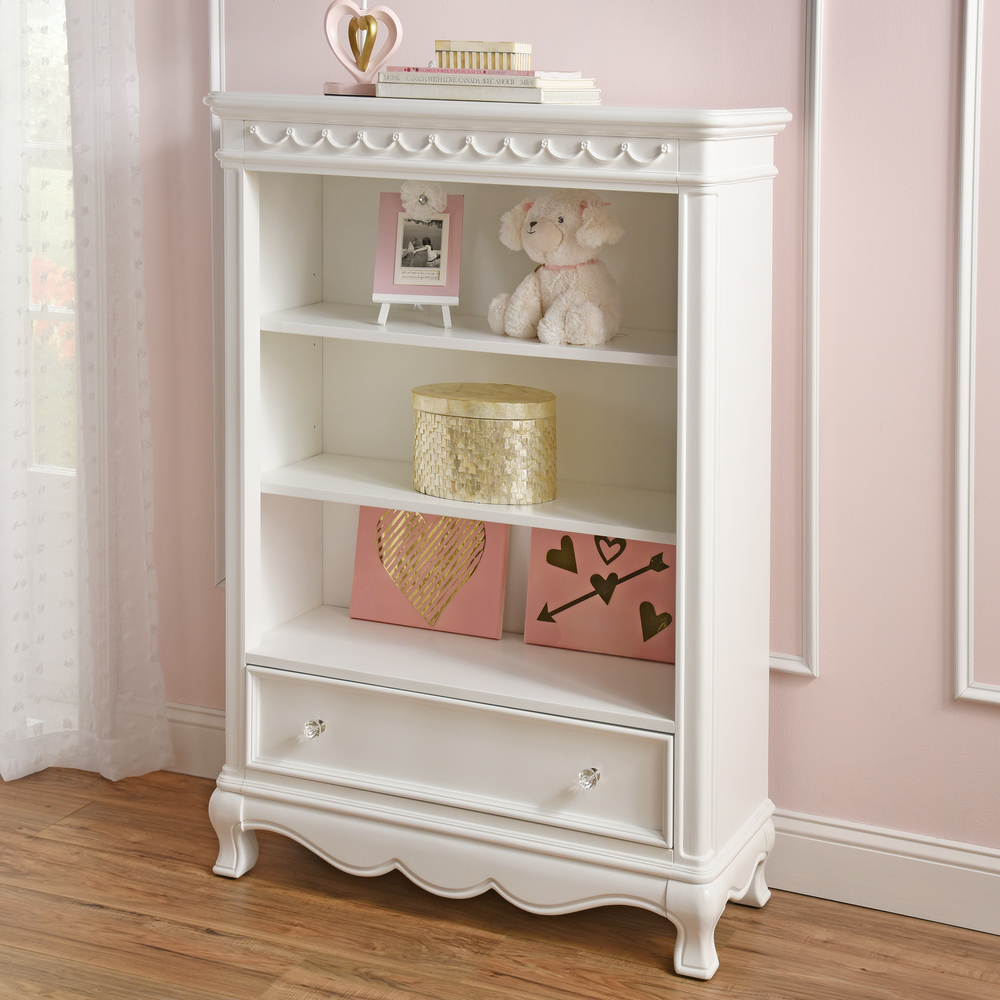 Heritage Baby Products - Bookcase Pure