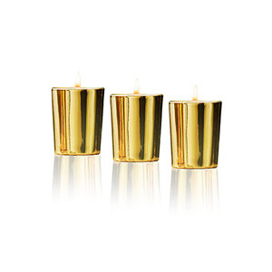 Thumbnail of Lafco New York - 1.9oz Votive Gift Trio (Frosted Pine, Winter Currant, + Spiced Pomander)